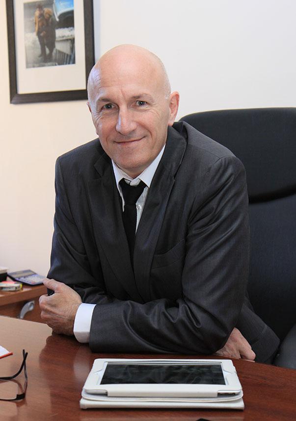 Claude Poux, dirigeant Twadeo